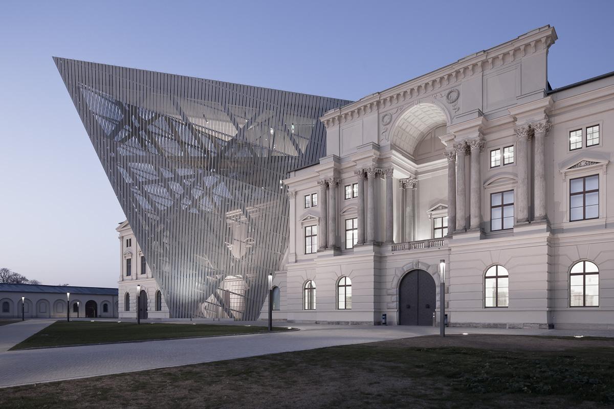Architekturfotograf Dresden architekturfotografie till schuster militärhistorisches museum