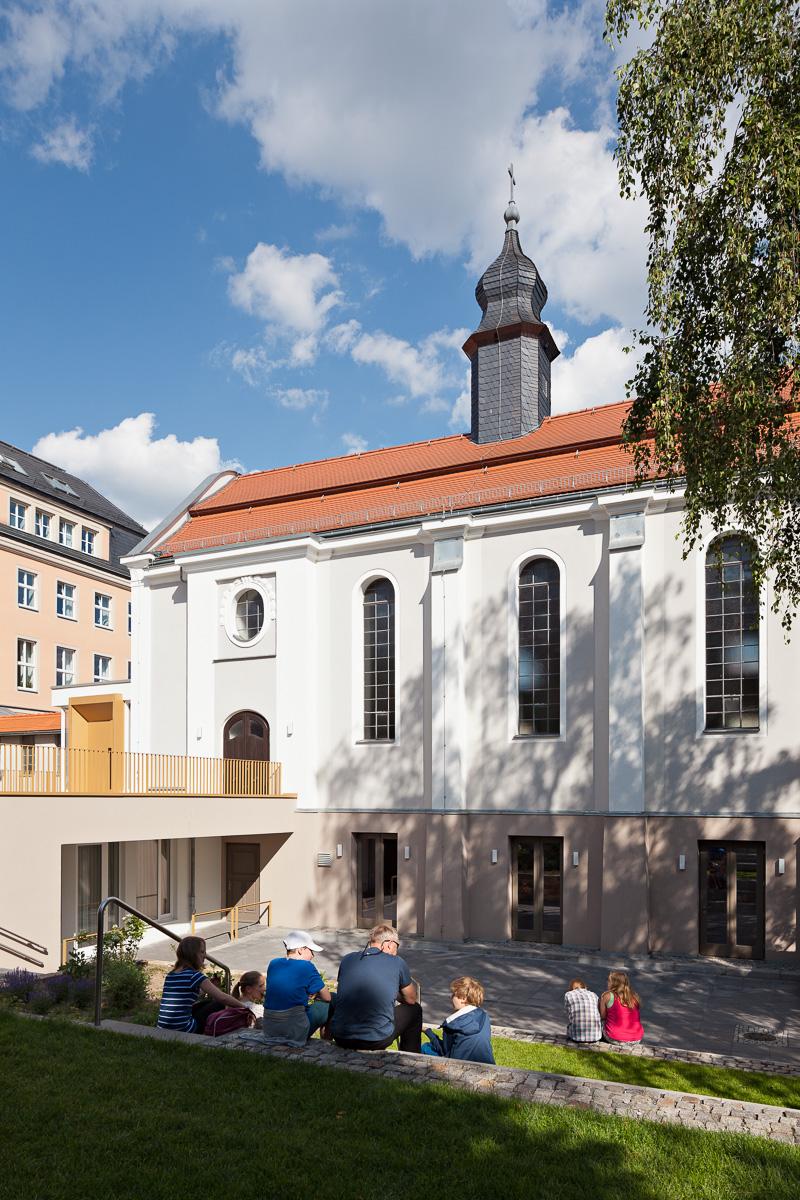 Architekturfotograf Dresden architekturfotografie till schuster himmelfahrt dresden